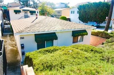 Rental For Rent: 700 Iris Ave