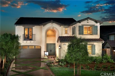 Chino Hills Single Family Home For Sale: 16585 Flint Hollow Place