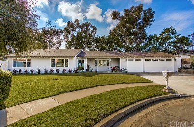 Newport Beach Single Family Home For Sale: 2231 Golden Circle