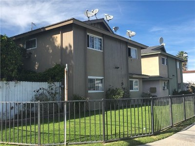 Stanton Multi Family Home For Sale: 10611 Court Avenue