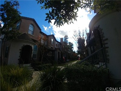 Aliso Viejo Condo/Townhouse For Sale: 7 Burlingame Lane