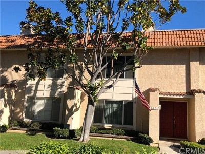 Huntington Beach CA Condo/Townhouse For Sale: $589,999