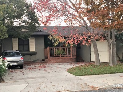 Costa Mesa Single Family Home For Sale: 1236 Conway Avenue