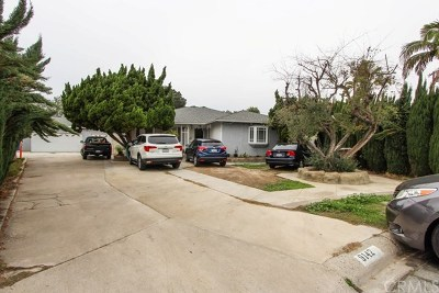 Garden Grove Single Family Home For Sale: 9142 Russell Avenue
