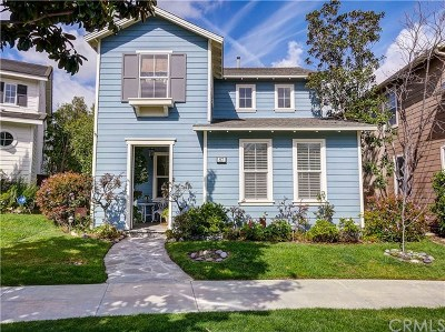 Ladera Ranch Single Family Home For Sale: 87 Livingston Place