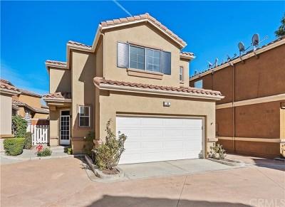 Rancho Santa Margarita Condo/Townhouse For Sale: 145 Calle De Los Ninos