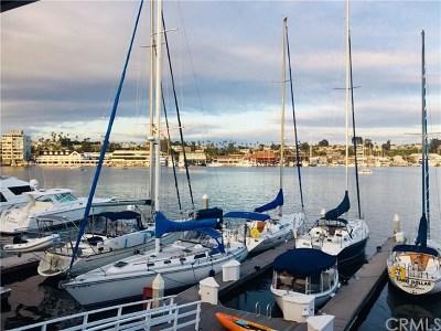 Newport Beach Rental For Rent: 3316 Via Lido