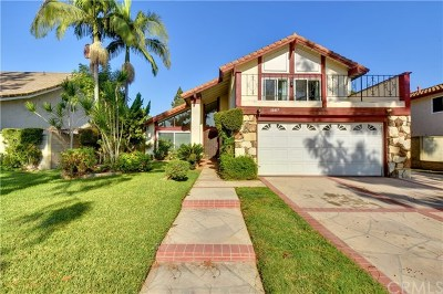 Cerritos Single Family Home For Sale: 12417 Miles Street