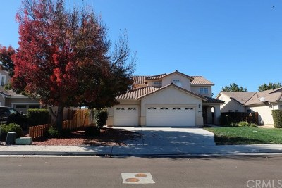 Paso Robles Single Family Home For Sale: 2417 Winding Brook Road