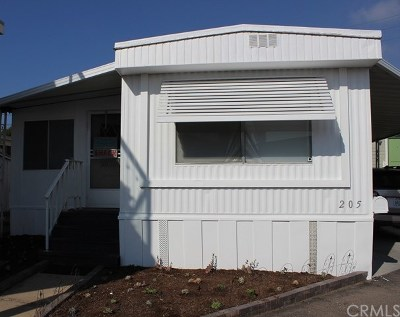Orange County Mobile Home For Sale: 80 Huntington Street