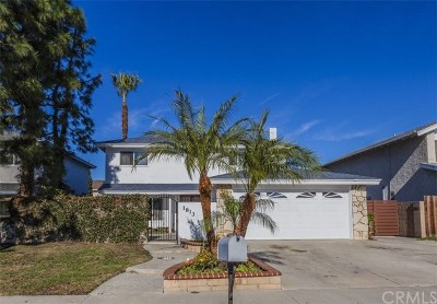 Santa Ana Single Family Home For Sale: 1813 W Garry Avenue