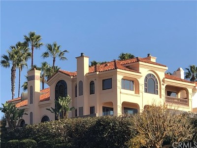 Dana Point Single Family Home For Sale: 62 Ritz Cove Drive