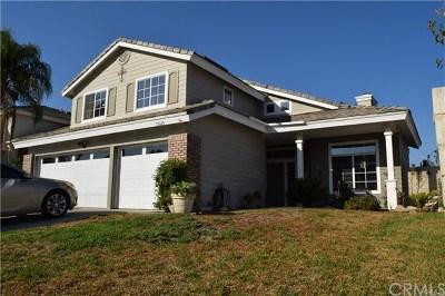 Lake Elsinore Single Family Home For Sale: 15325 Regatta Way