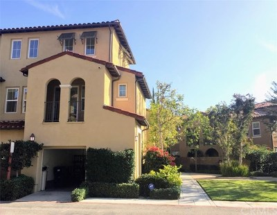 Irvine Condo/Townhouse For Sale: 38 Gingerwood