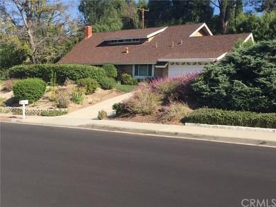 Thousand Oaks Single Family Home For Sale: 2129 Montrose Drive