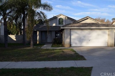 Fontana CA Single Family Home For Sale: $379,999