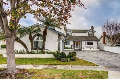 Huntington Beach Single Family Home For Sale: 4622 Minuet Drive