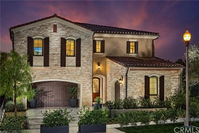 Irvine Single Family Home For Sale: 105 Indian Summer