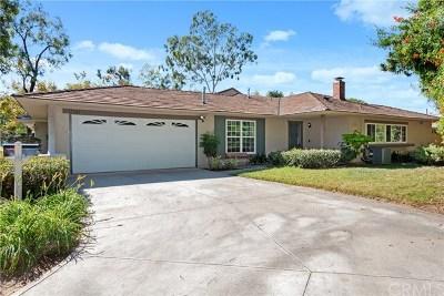 Irvine Single Family Home For Sale: 17201 Chestnut