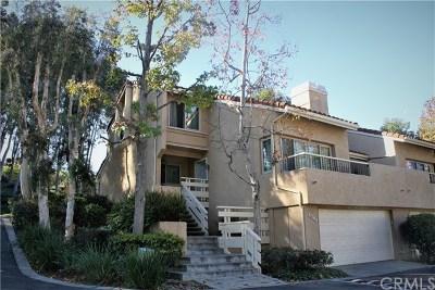 Mission Viejo Condo/Townhouse For Sale: 26712 Dulcinea