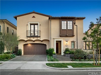 Irvine Single Family Home For Sale: 116 Homecoming
