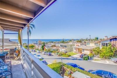 Laguna Beach Single Family Home For Sale: 291 Beverly Street