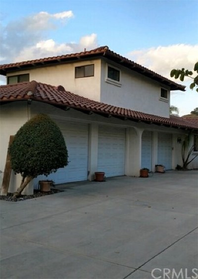 Fallbrook Single Family Home For Sale: 3053 Willow Heights Road
