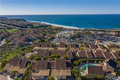 Dana Point  Single Family Home For Sale: 23277 Atlantis Way #27