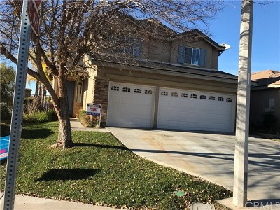 Murrieta Single Family Home For Sale: 29374 Masters Drive