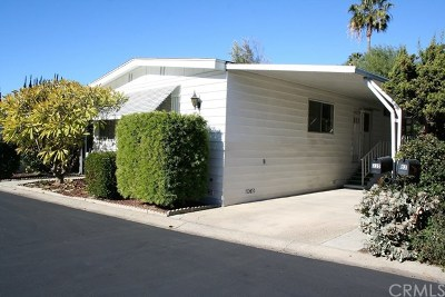 Lake Forest Mobile Home For Sale: 24921 Muirlands Boulevard