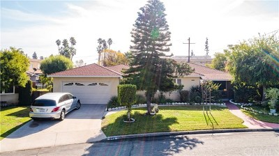 Anaheim Single Family Home For Sale: 245 N Evelyn Drive