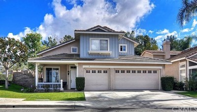 Aliso Viejo Single Family Home For Sale: 2 Stone Pine