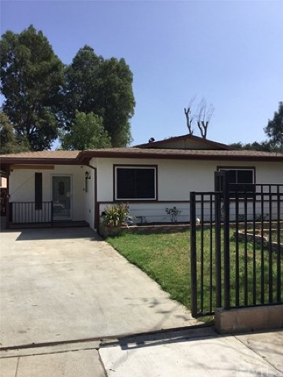 Pasadena Single Family Home For Sale: 1742 Glen Avenue