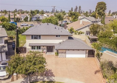 Huntington Beach Single Family Home For Sale: 7021 Heil Avenue