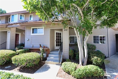 Laguna Hills Condo/Townhouse For Sale: 24342 Sage Court #234