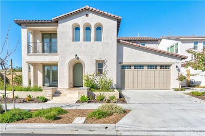 Irvine Single Family Home For Sale: 201 Radial