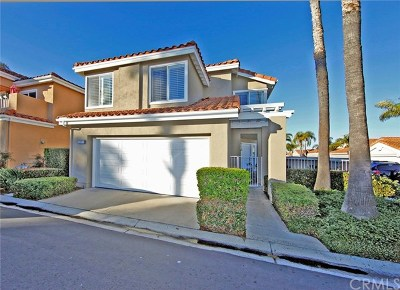 Dana Point Single Family Home For Sale: 24971 Beachwalk Way