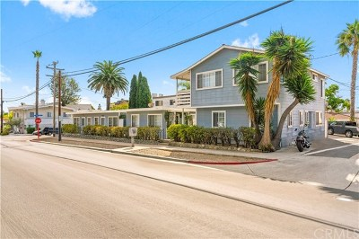 Dana Point Multi Family Home For Sale: 34001 Violet Lantern Street