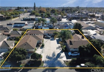 Westminster Multi Family Home For Sale: 8082 18th Street