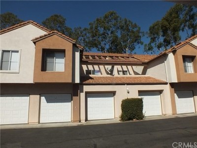 Laguna Niguel Condo/Townhouse For Sale: 28077 Caldaro
