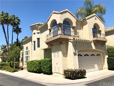 Laguna Hills Condo/Townhouse For Sale: 26483 La Scala