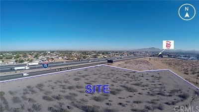 Victorville Residential Lots & Land For Sale: Mariposa Road