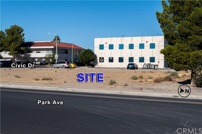 Victorville Residential Lots & Land For Sale: Park Avenue