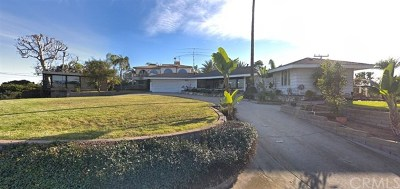 Manhattan Beach Single Family Home For Sale: 300 Kuhn Drive