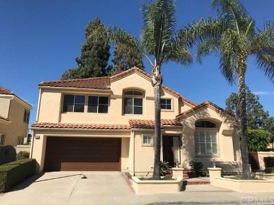 Irvine Single Family Home For Sale: 15 Capobella