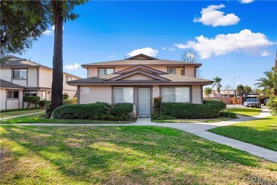 Santa Ana Single Family Home For Sale: 1706 Normandy Place #9