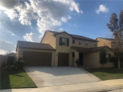 Menifee Single Family Home For Sale: 28601 Plantain Street