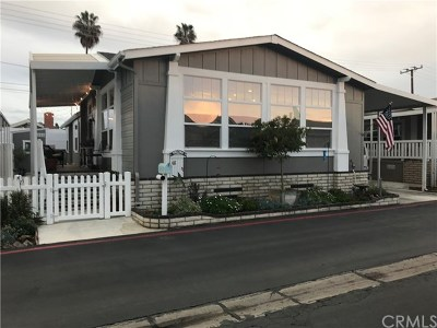 Huntington Beach Mobile Home For Sale: 16444 Bolsa Chica Street