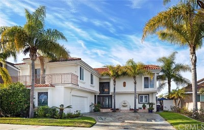 Huntington Beach Single Family Home For Sale: 16231 Typhoon Lane