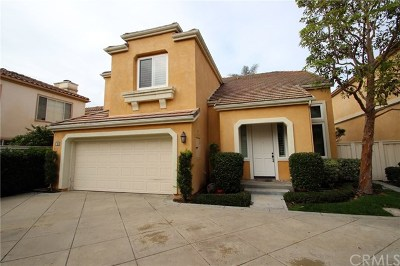 Irvine Single Family Home For Sale: 21 Del Ventura
